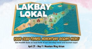 sm seaside lakbay lokal cebu