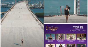 1 miss universe philippines runway challenge