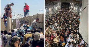 2 afghanistan refugees